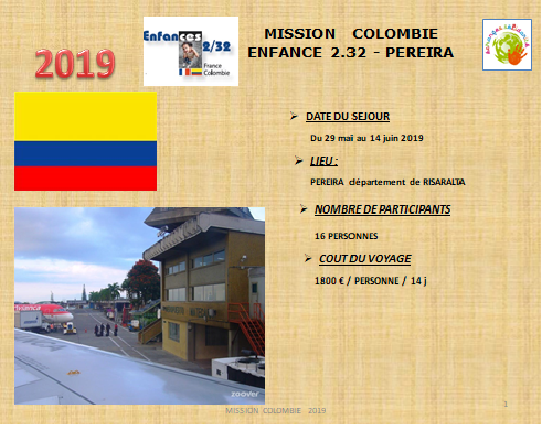 Colombie 2019